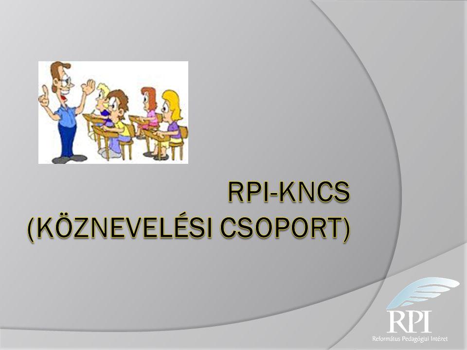 RPI-KNCS (Köznevelési csoport)
