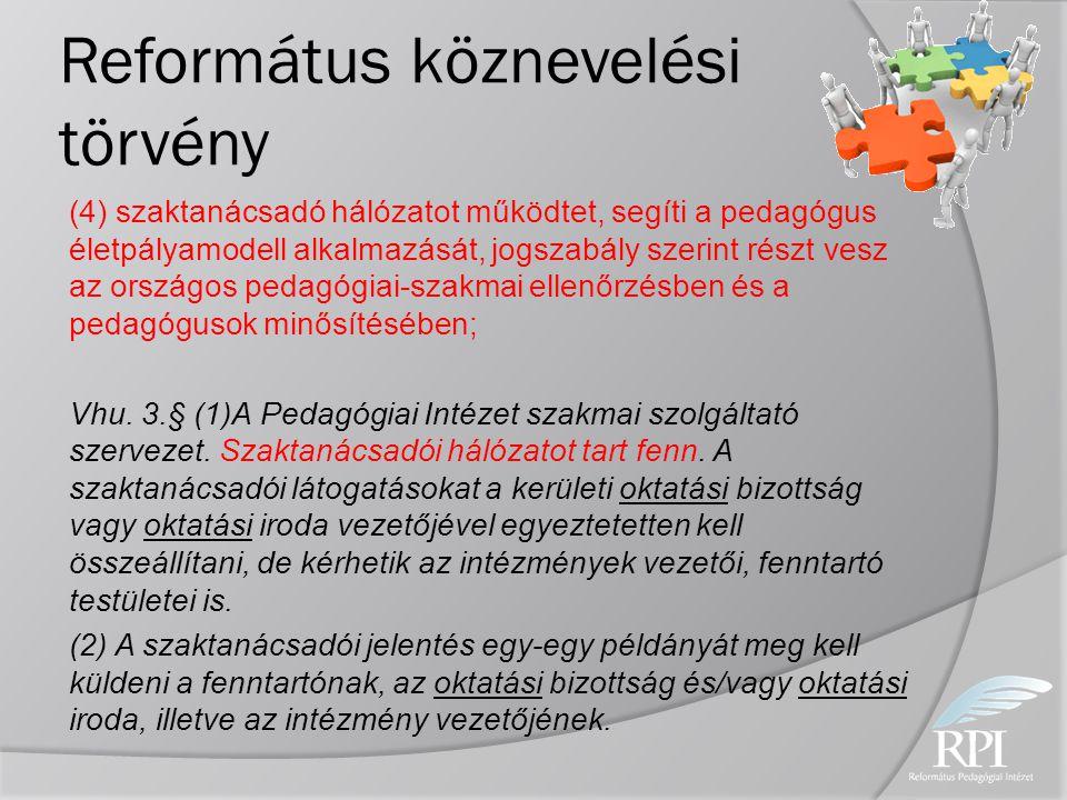 Református köznevelési törvény