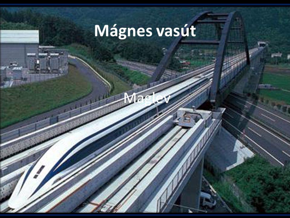 Mágnes vasút Maglev