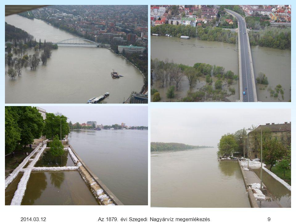 Az 1879. évi Szegedi Nagyárvíz megemlékezés