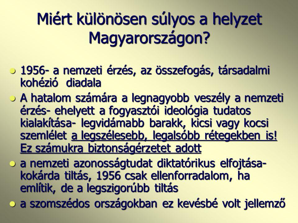 Miért különösen súlyos a helyzet Magyarországon