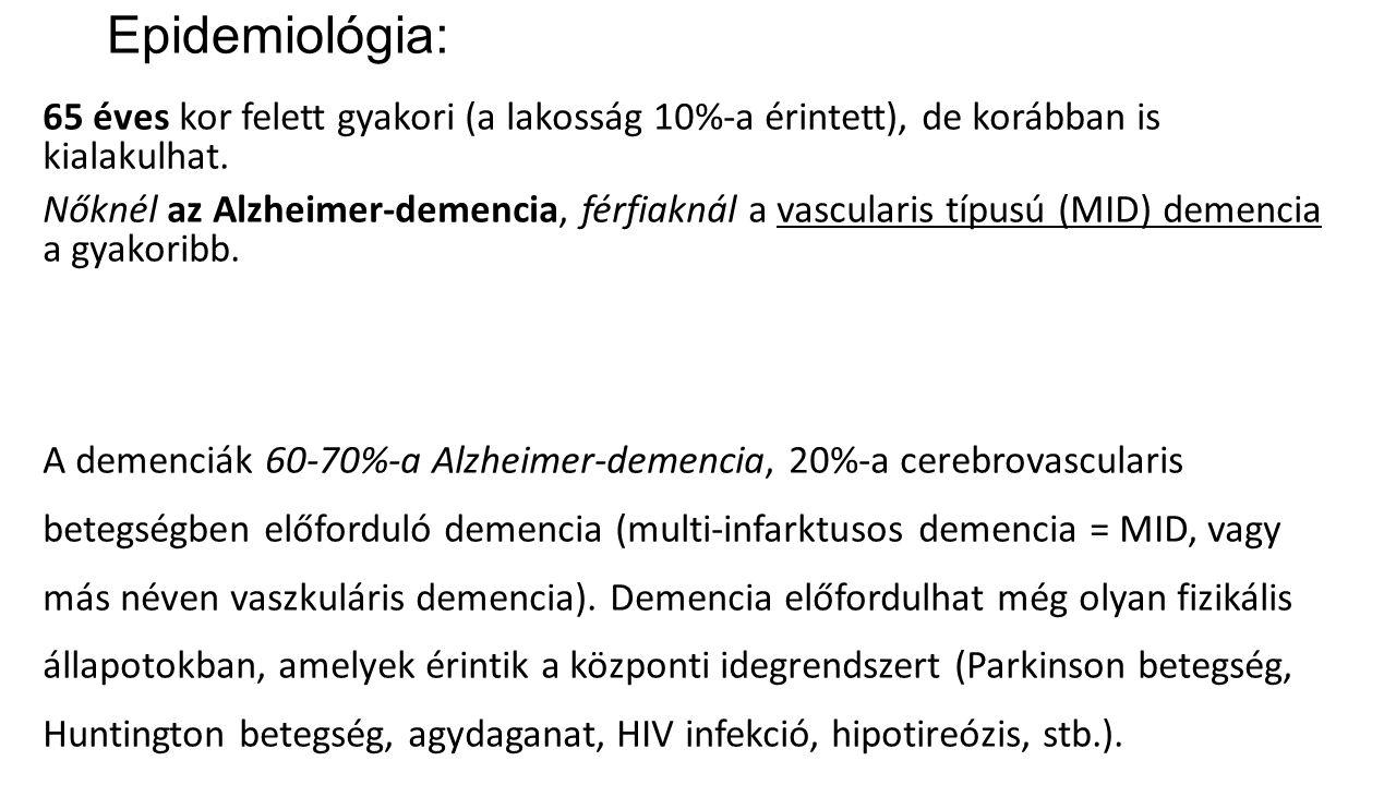 Epidemiológia: