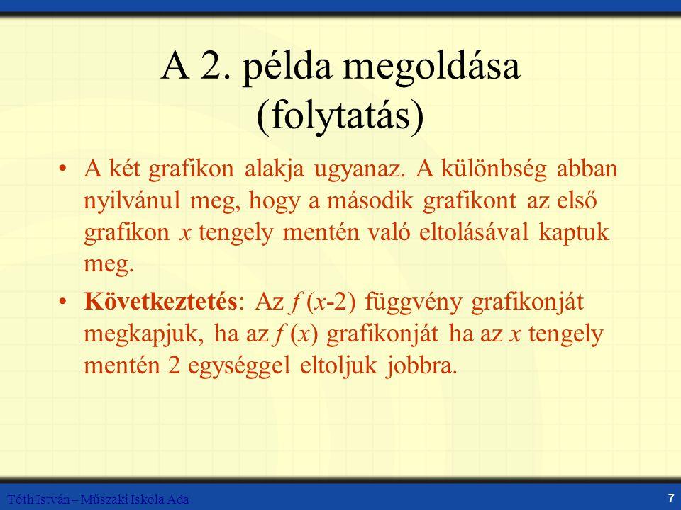 A 2. példa megoldása (folytatás)