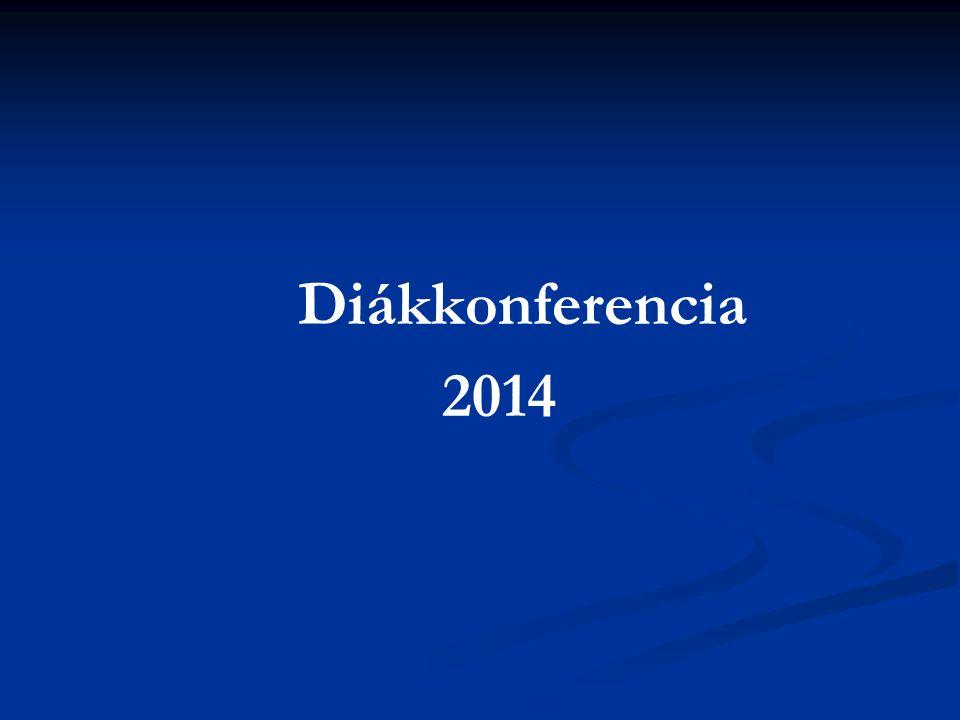 Diákkonferencia 2014