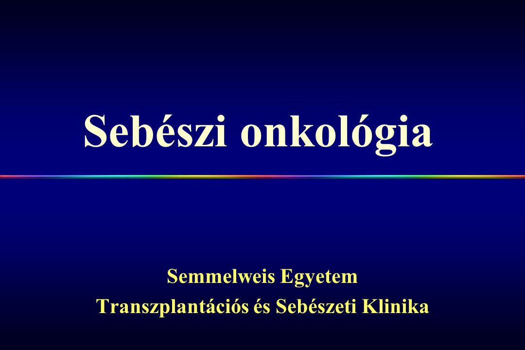 Semmelweis Egyetem Transzplantációs és Sebészeti Klinika