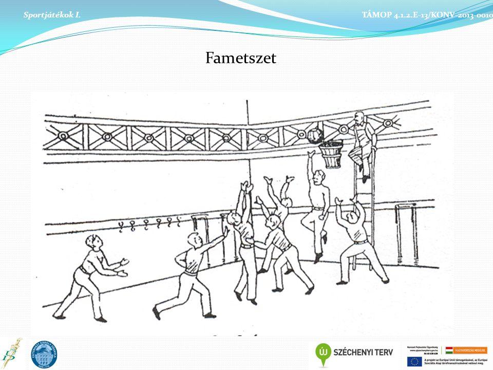 Fametszet Sportjátékok I. TÁMOP 4.1.2.E-13/KONV-2013-0010