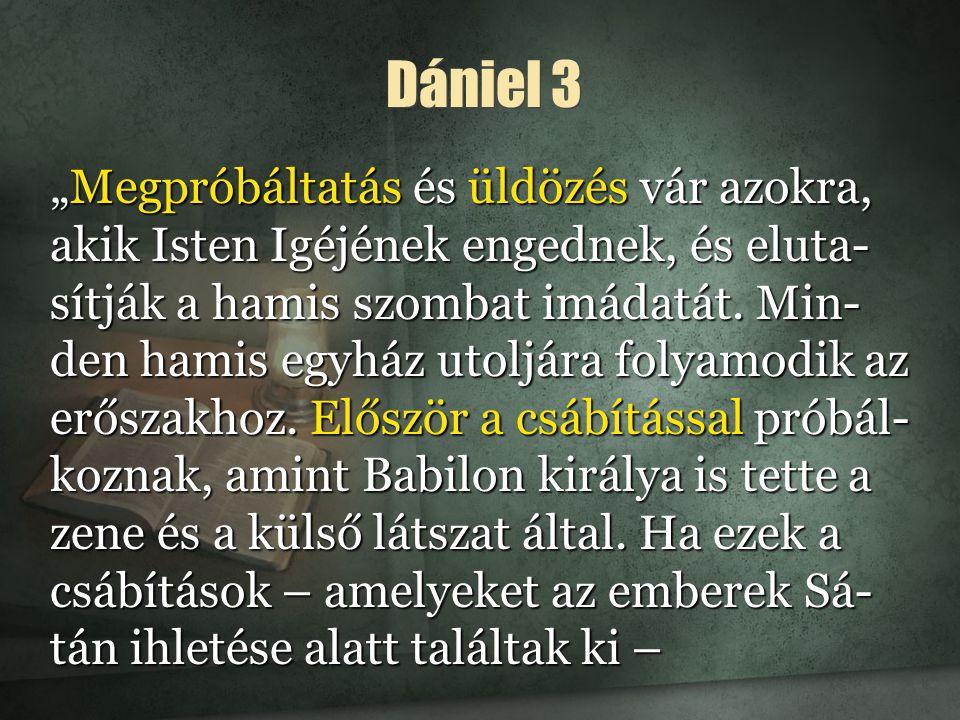Dániel 3
