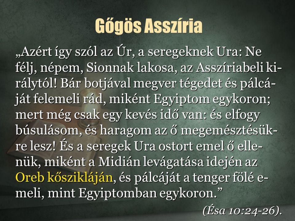 Gőgös Asszíria