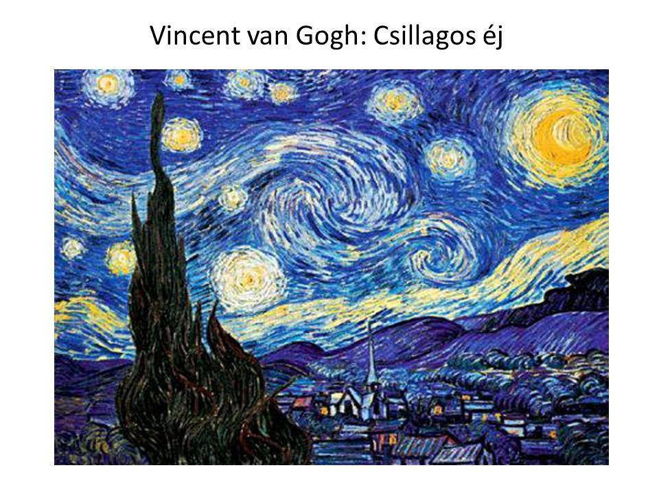 Vincent van Gogh: Csillagos éj