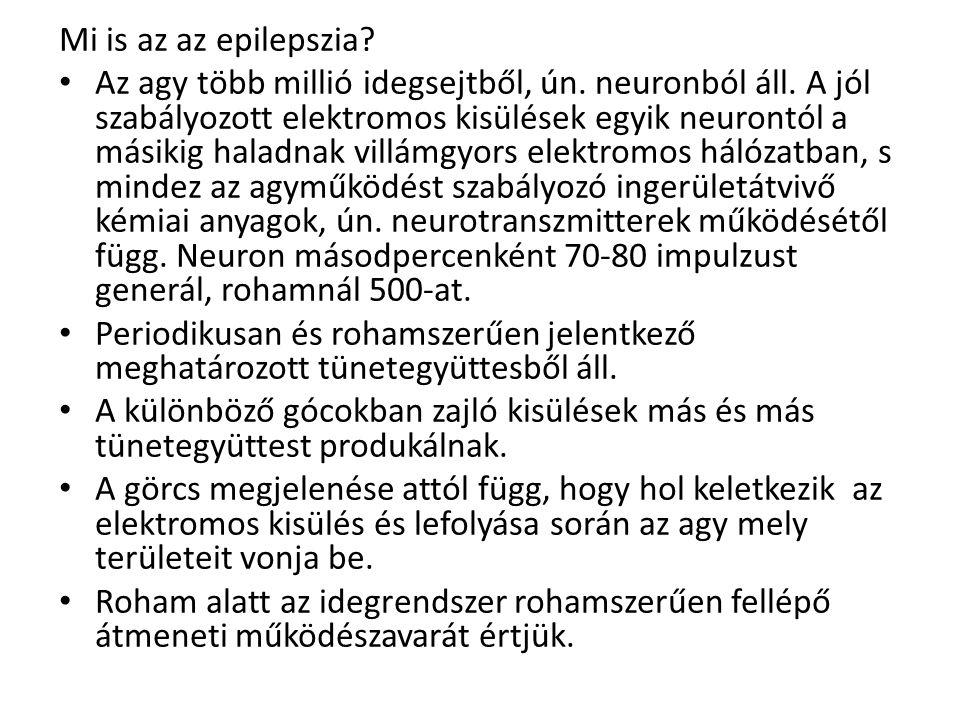 Mi is az az epilepszia