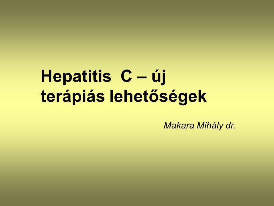 Hepatitis C – új terápiás lehetőségek