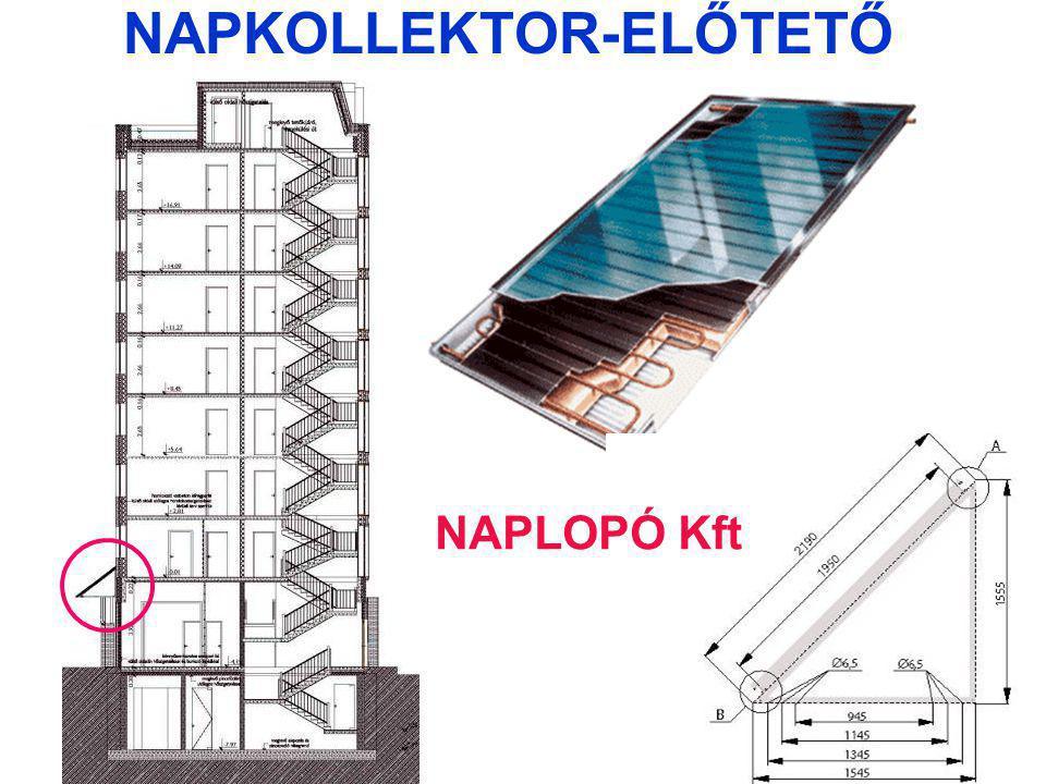 NAPKOLLEKTOR-ELŐTETŐ