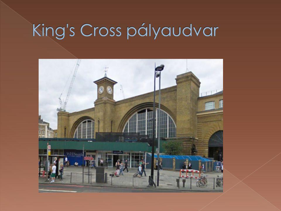 King s Cross pályaudvar