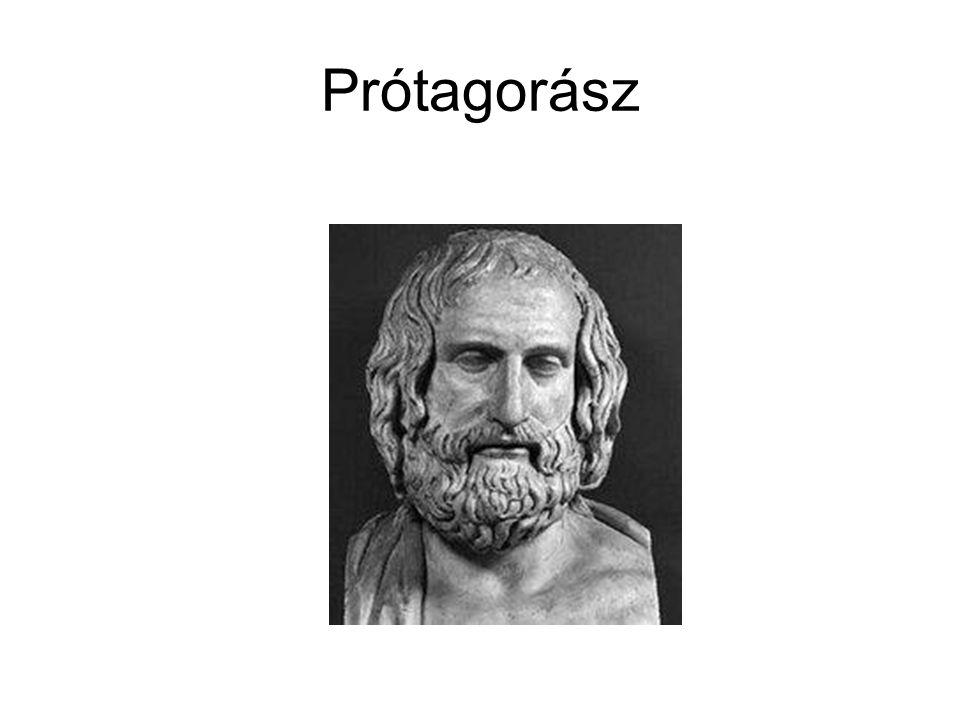 Prótagorász