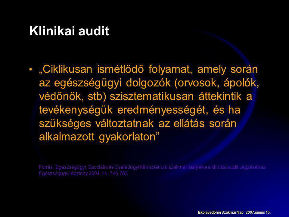 Klinikai audit
