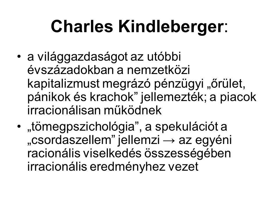 Charles Kindleberger: