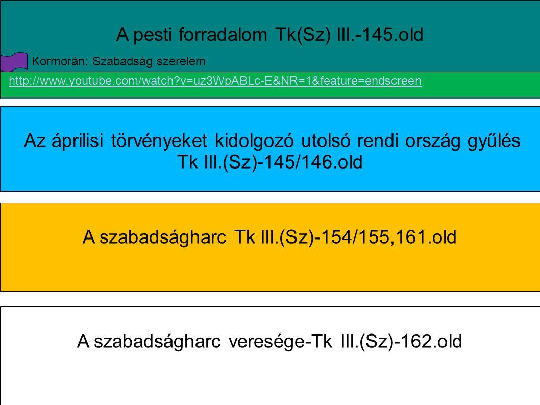 A pesti forradalom Tk(Sz) III.-145.old