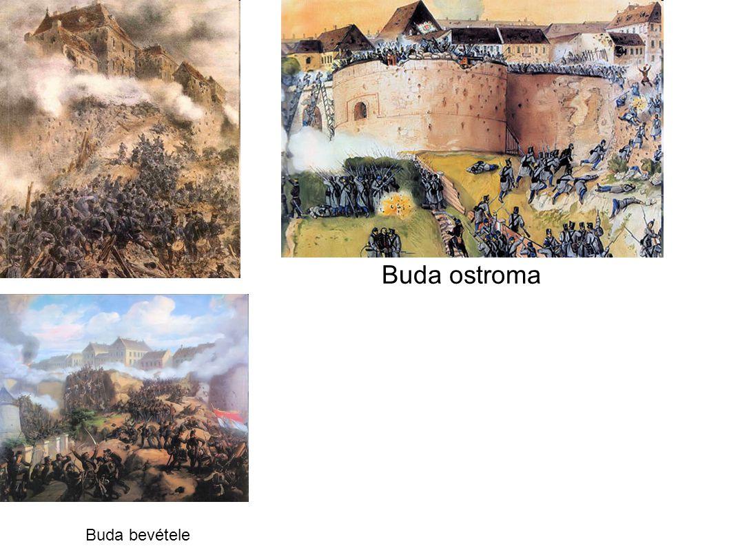 Buda ostroma Buda bevétele