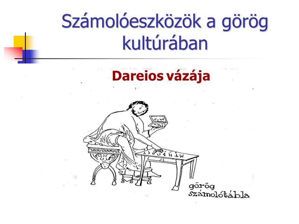 Számolóeszközök a görög kultúrában