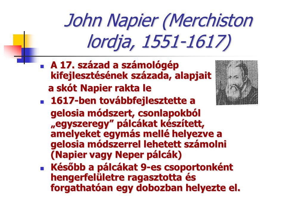 John Napier (Merchiston lordja, 1551-1617)