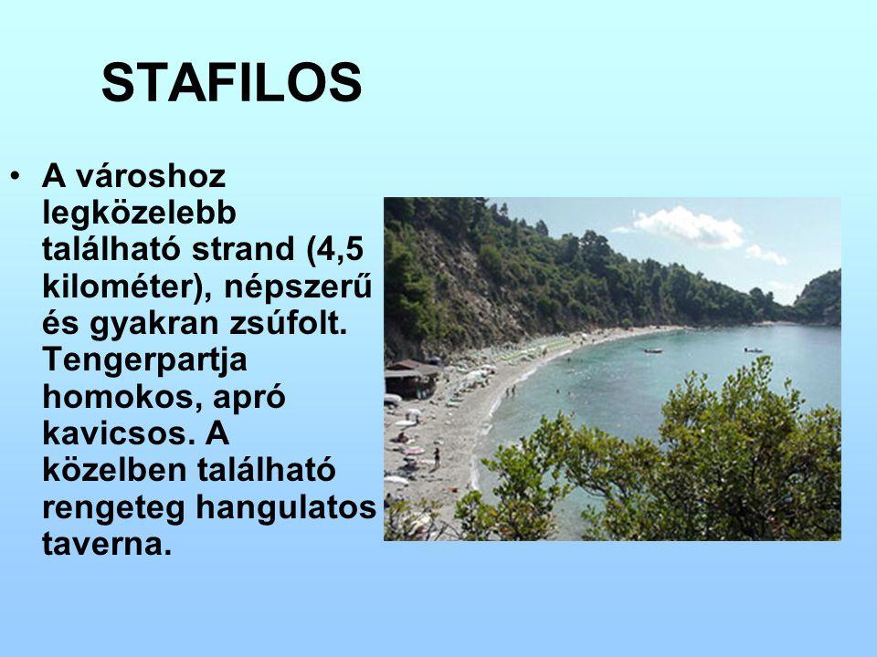 STAFILOS