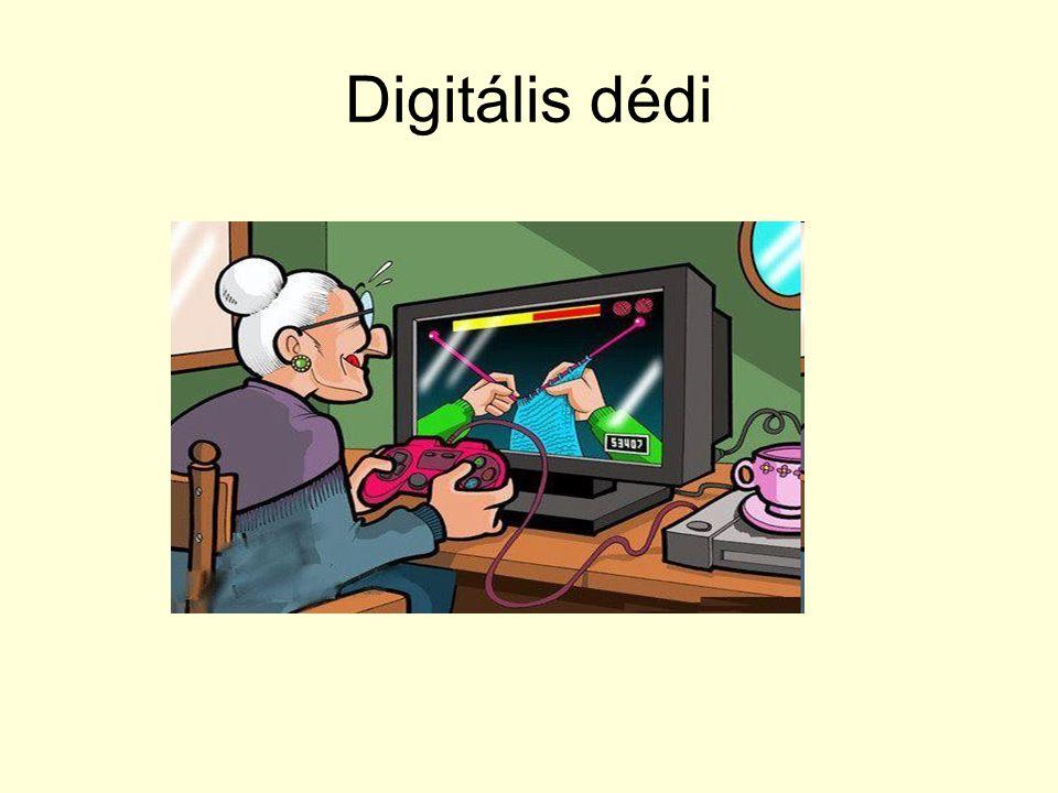 Digitális dédi