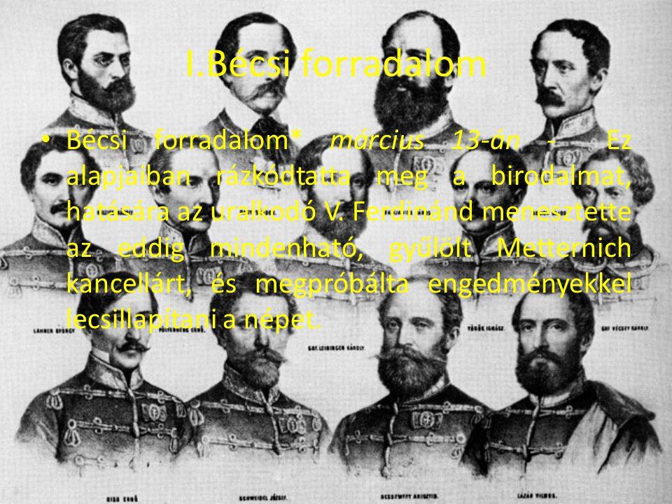 I.Bécsi forradalom
