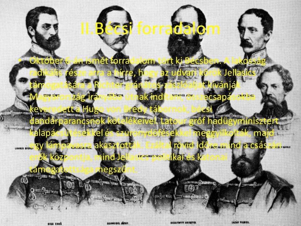 II.Bécsi forradalom