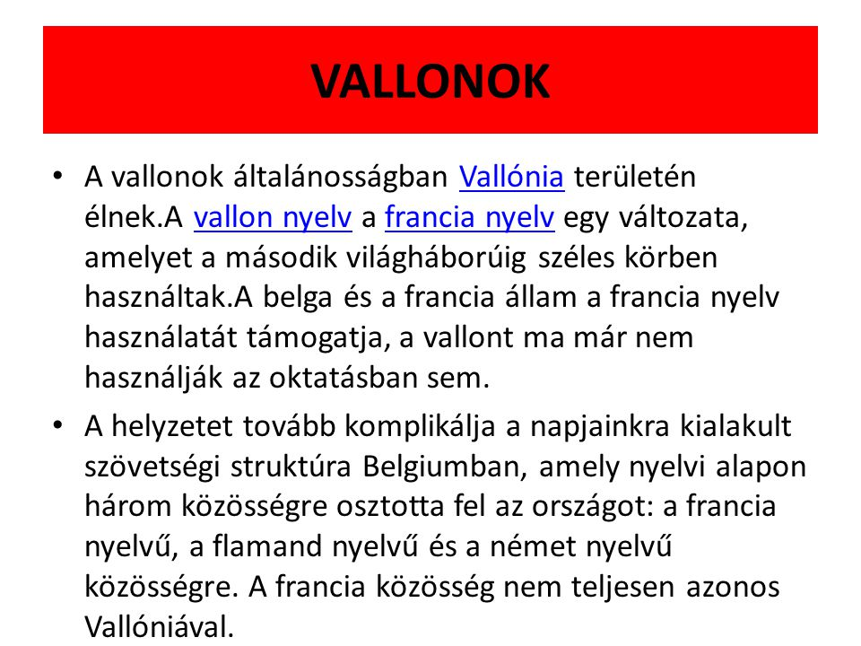 VALLONOK