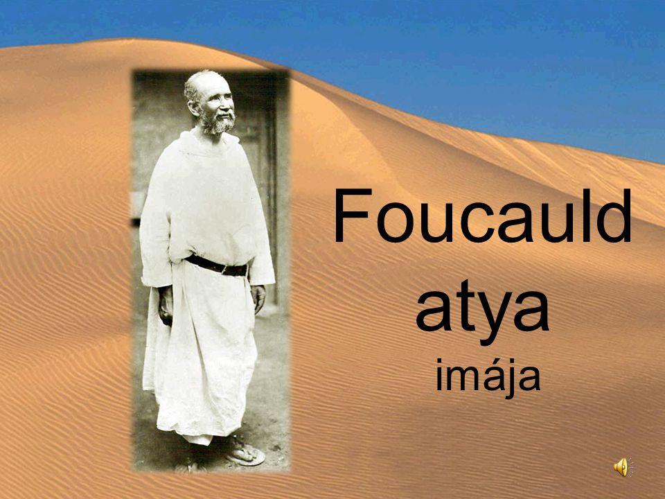 Foucauld atya imája