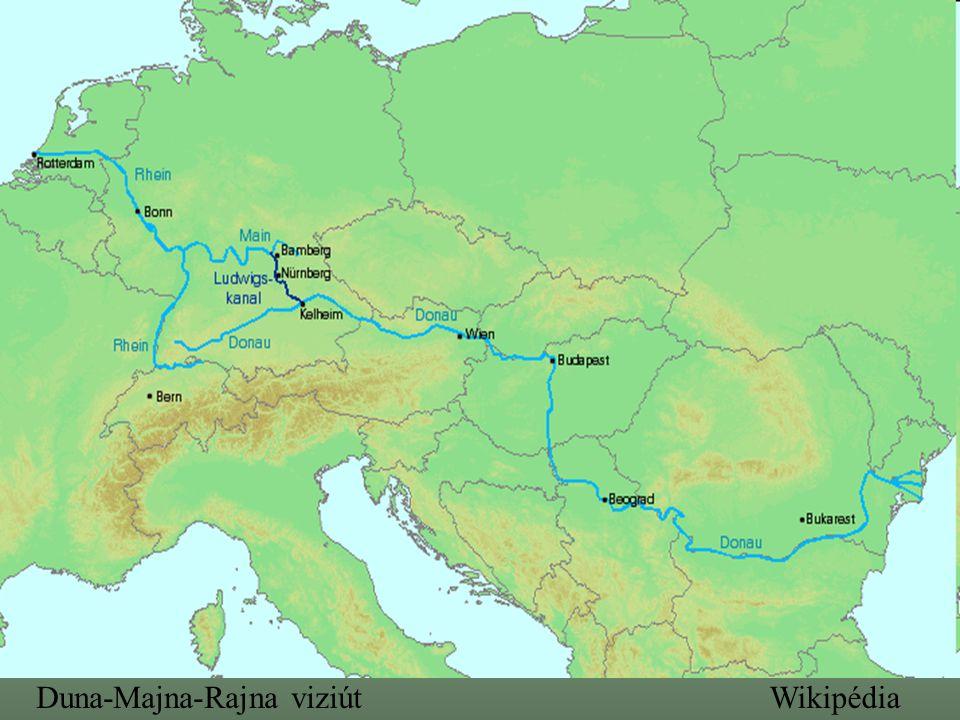 Duna-Majna-Rajna viziút