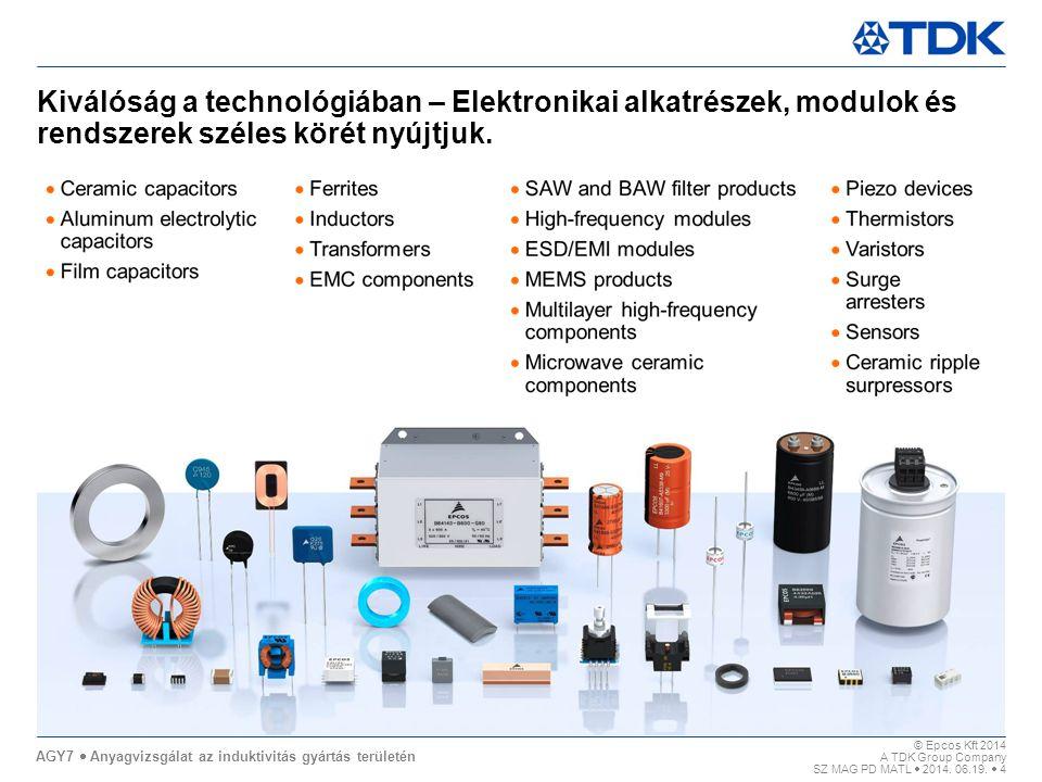 Kiválóság a technológiában – Elektronikai alkatrészek, modulok és rendszerek széles körét nyújtjuk.
