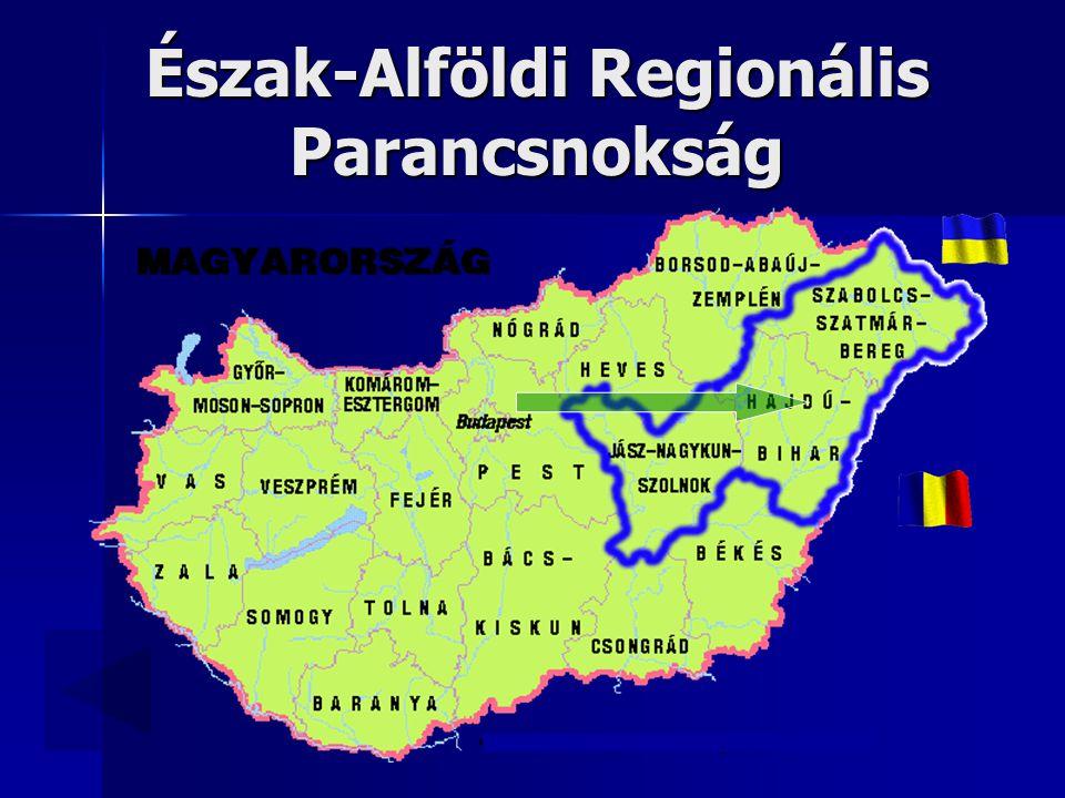 Észak-Alföldi Regionális Parancsnokság
