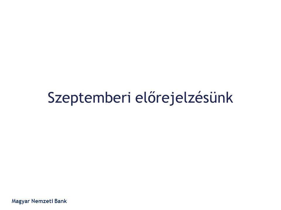 Szeptemberi előrejelzésünk