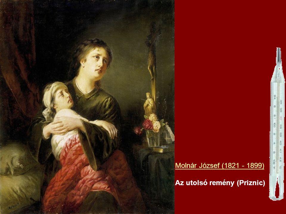 Molnár József (1821 - 1899) Az utolsó remény (Priznic)