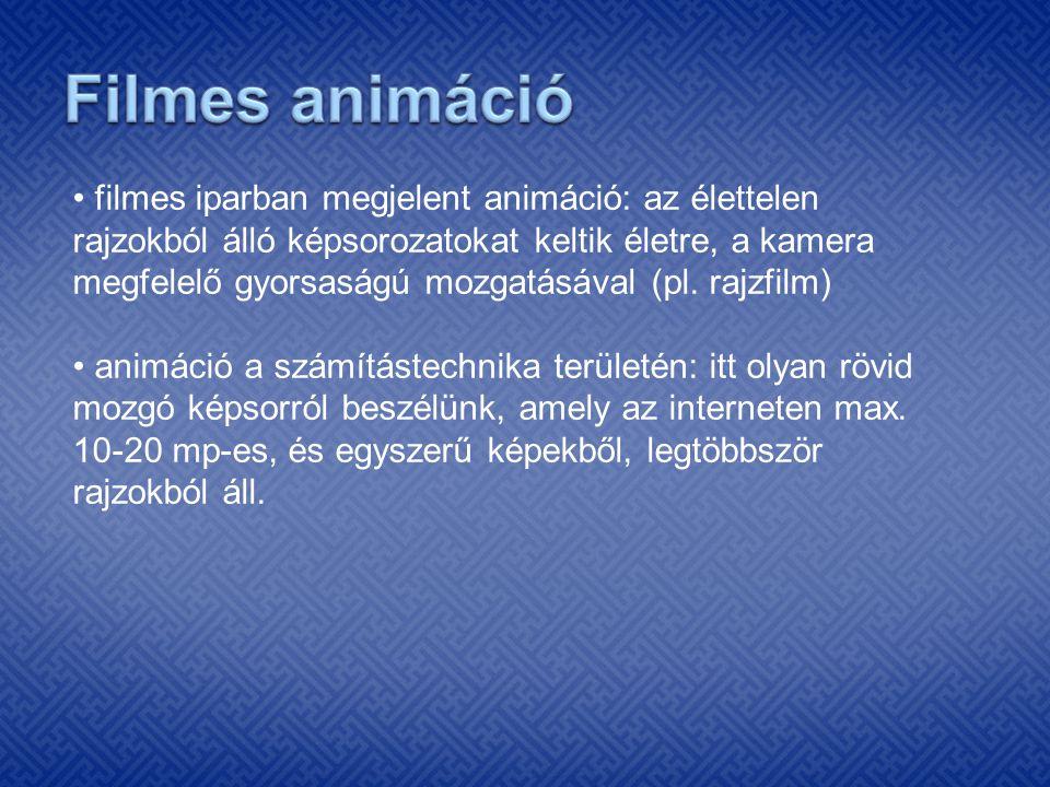 Filmes animáció