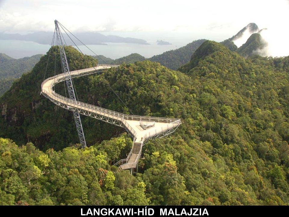 LANGKAWI-HÍD MALAJZIA