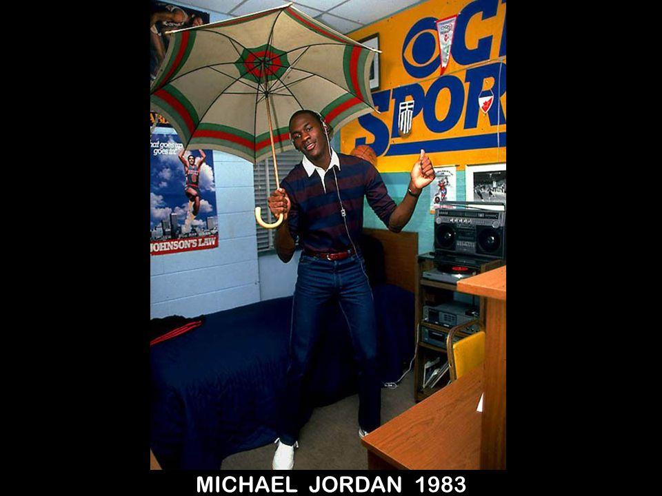 MICHAEL JORDAN 1983