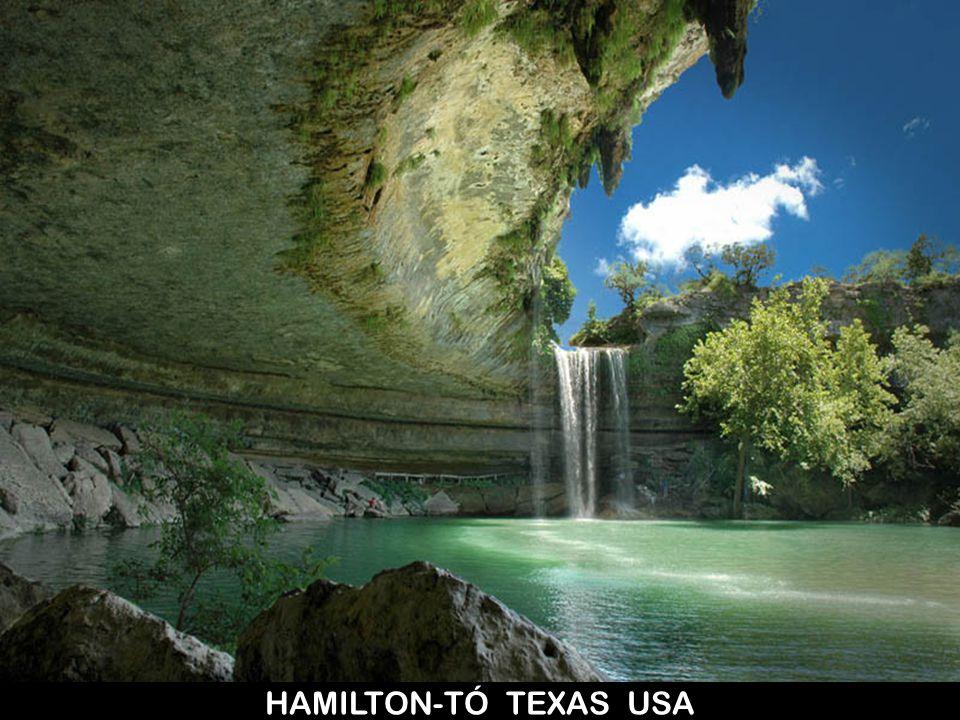 HAMILTON-TÓ TEXAS USA