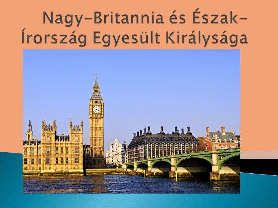 Nagy-Britannia és Észak-Írország Egyesült Királysága