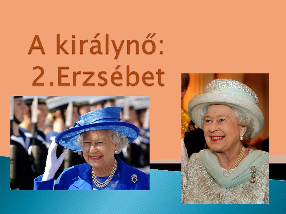 A királynő: 2.Erzsébet
