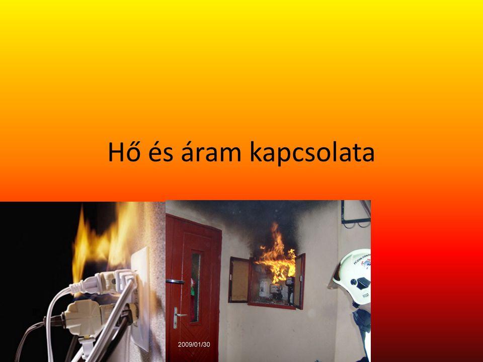 Hő és áram kapcsolata