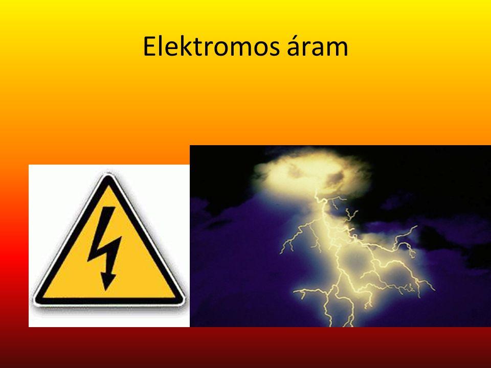 Elektromos áram