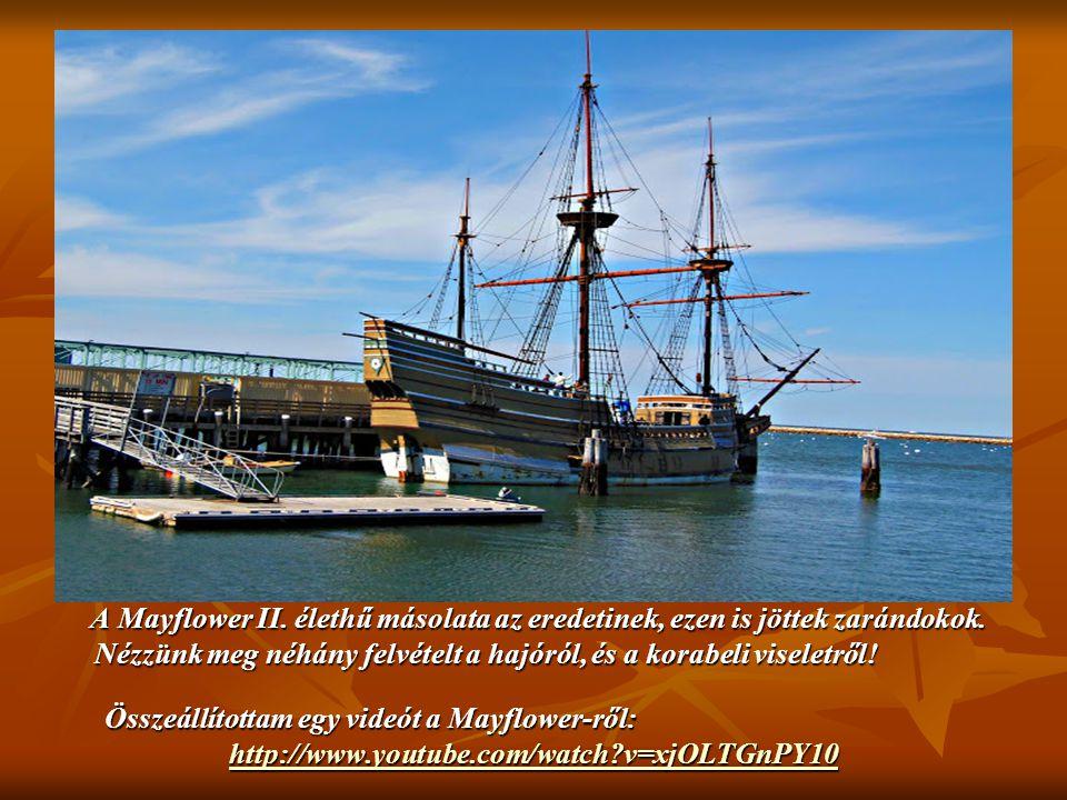 Nézzünk meg néhány felvételt a hajóról, és a korabeli viseletről!