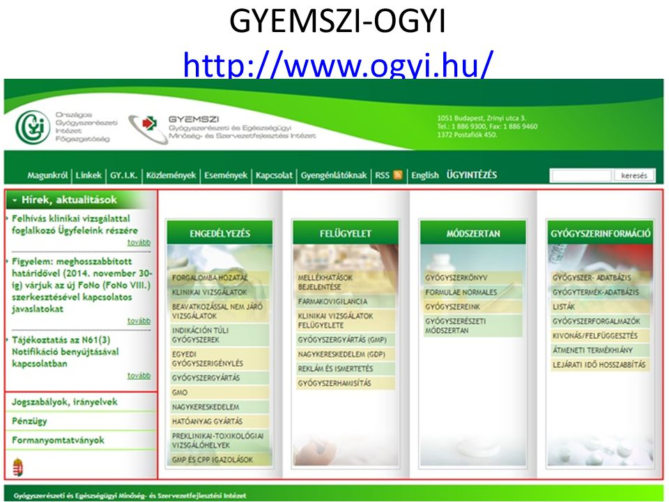 GYEMSZI-OGYI http://www.ogyi.hu/