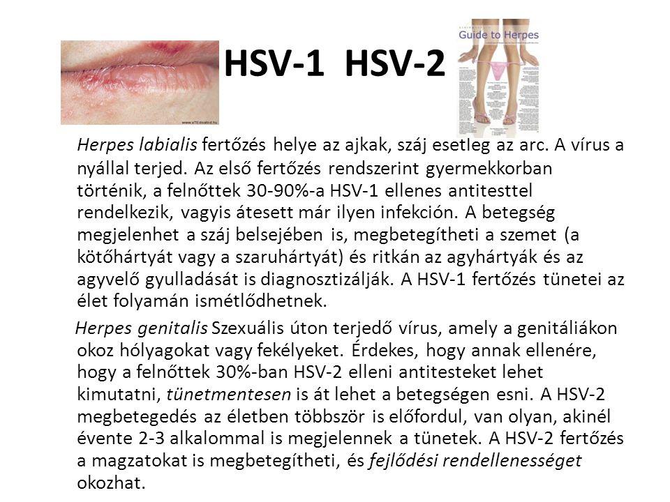 HSV-1 HSV-2