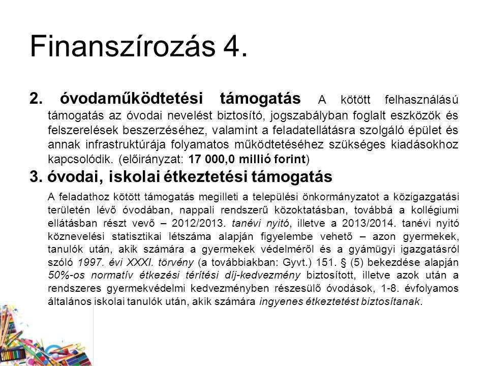 Finanszírozás 4.