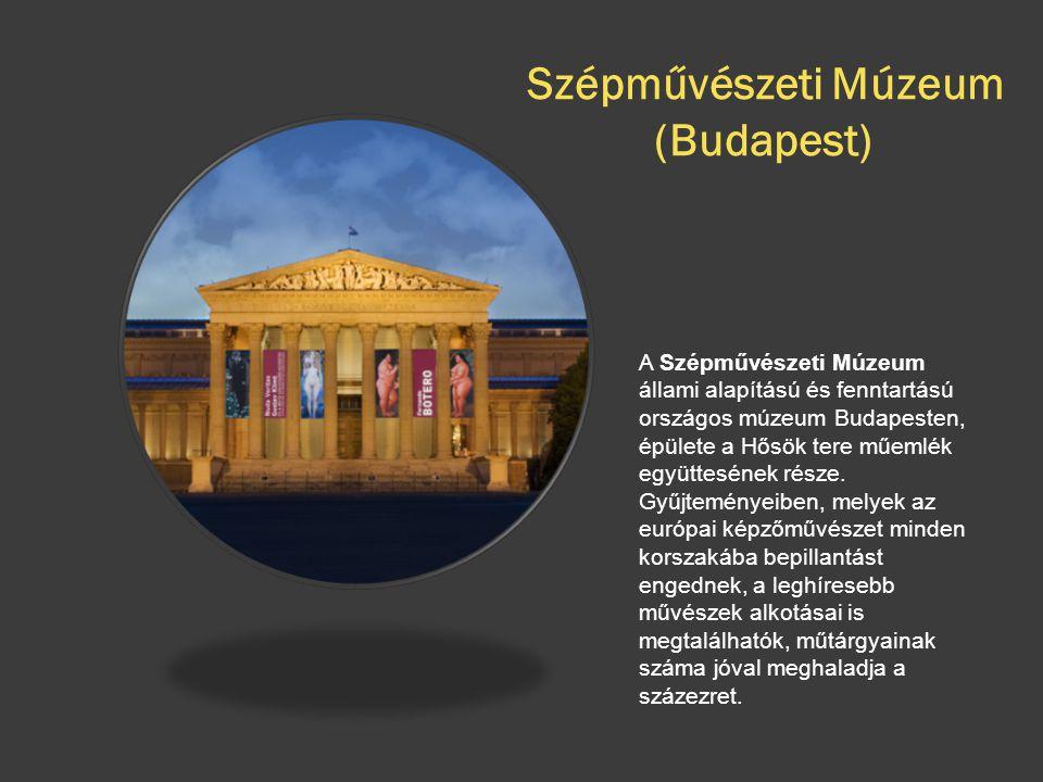 Szépművészeti Múzeum (Budapest)