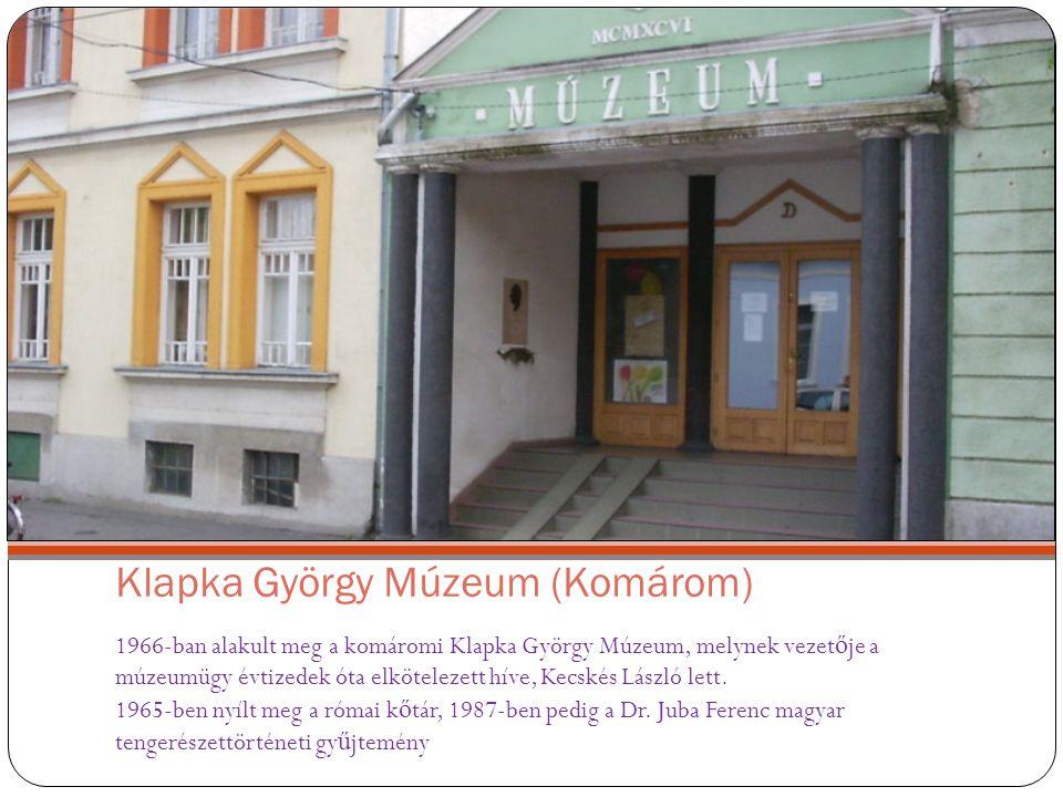 Klapka György Múzeum (Komárom)