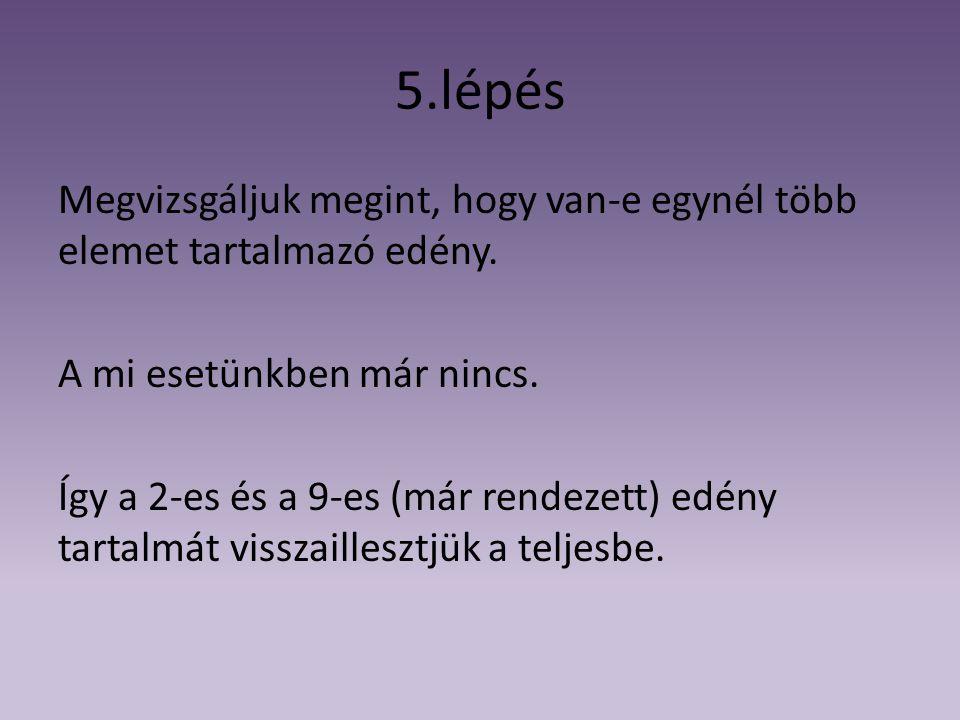 5.lépés
